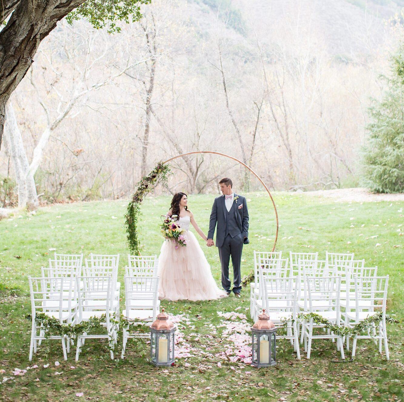 Svatební obřad bez starostí